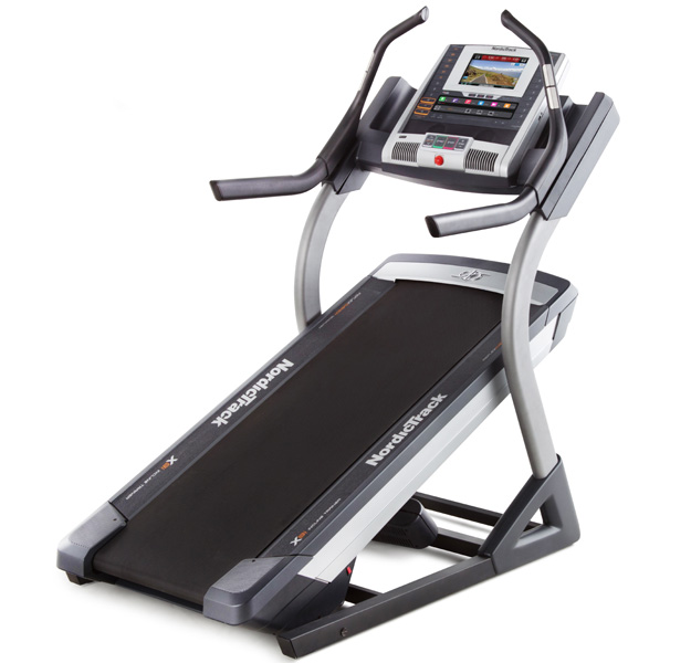 Look Forward To The Nordictrack Incline Trainer X9i