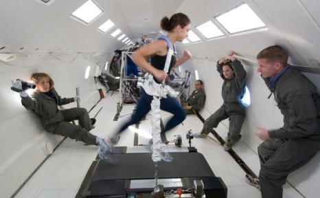 Can You Run On A Treadmill In Space?   TreadmillCoupons ...